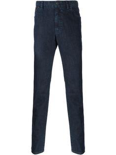 джинсы кроя слим 'Livigno'  Brioni