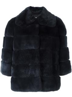 fur jacket Yves Salomon
