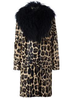leopard print jacket  Sonia Rykiel