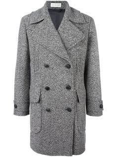 tweed caban coat Faith Connexion