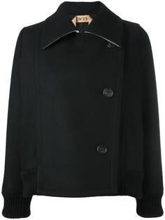 boxy cropped jacket Nº21
