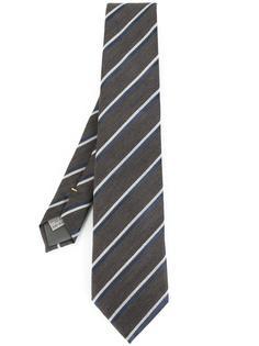 striped tie Canali