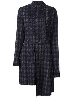 'Dashboard' shirt dress A.F.Vandevorst