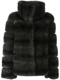 fur coat Yves Salomon