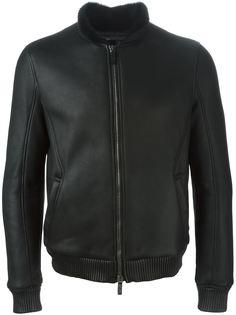 куртка-бомбер  Giorgio Armani