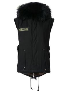 army patch gilet As65