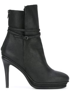 tie ankle boots A.F.Vandevorst
