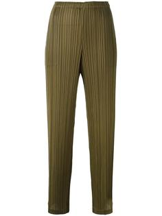 pleated trousers Pleats Please By Issey Miyake