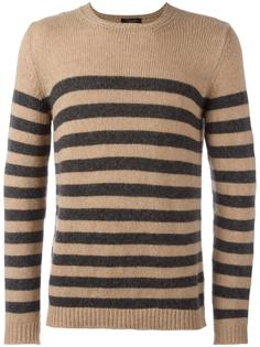 striped jumper Roberto Collina