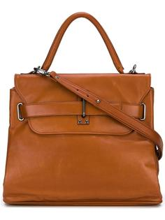 flap closure tote bag A.F.Vandevorst
