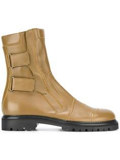 strap detail boots A.F.Vandevorst