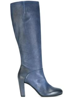 knee length boots Roberto Del Carlo
