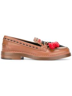 tassel detailing loafers Tod's