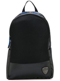 zipped backpack  Ea7 Emporio Armani