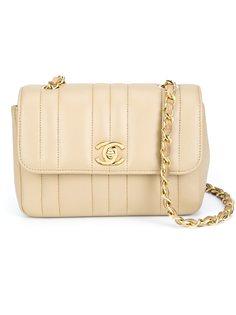 маленькая сумка-конверт Chanel Vintage