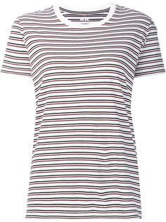 striped T-shirt  Wood Wood
