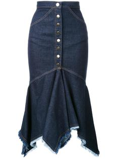denim 'De La Falaise' skirt Kitx