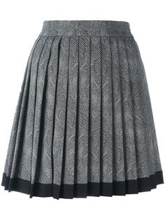 mini pleated envers skirt Versace