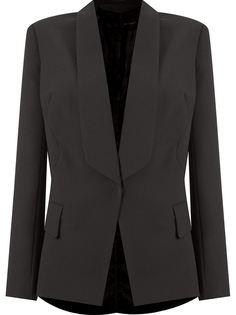 panelled blazer Giuliana Romanno