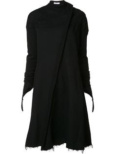 off-centre flared dress Aganovich