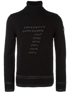 turtleneck jumper  Ea7 Emporio Armani
