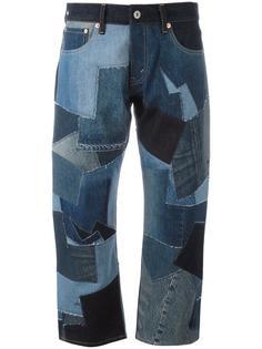 'Denim Mix' jeans Junya Watanabe Comme Des Garçons