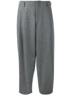 drop-crotch loose-fit trousers Comme Des Garçons Homme Plus