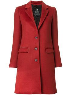 classic single breasted coat Loveless