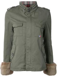 zipped high neck jacket Guild Prime