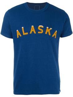 logo patch T-shirt Visvim