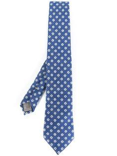 diamond pattern tie Canali