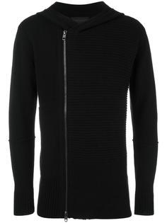 zipped hoodie  Diesel Black Gold