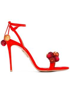 embellished sling back sandals Aquazzura