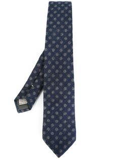 dotted pattern tie Canali