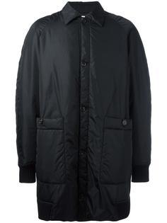 однобортное пальто Société Anonyme