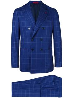 two-piece suit Isaia