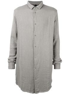 плиссированная футболка-поло Poème Bohémien