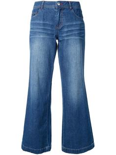 flared cropped jeans Guild Prime