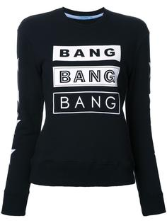 'bang' print T-shirt Guild Prime
