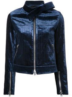 бархатная байкерская куртка 3.1 Phillip Lim