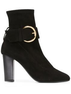 ботинки по щиколотку с пряжкой Giuseppe Zanotti Design