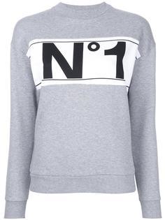 'Nº1' boyfriend sweatshirt Être Cécile