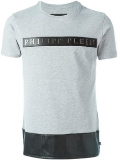 футболка 'Let's Try' Philipp Plein