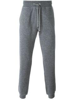 брюки на резинке  Brunello Cucinelli
