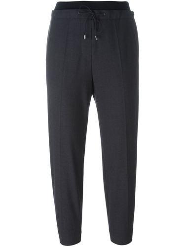 укороченные брюки прямого кроя Brunello Cucinelli