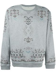studded sweatshirt Valentino