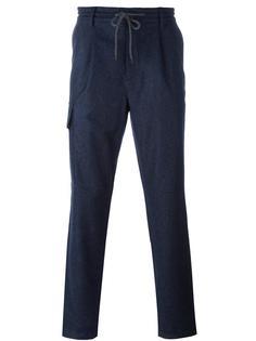 брюки прямого кроя  Brunello Cucinelli
