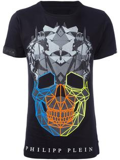 футболка 'Rainbow Colors' Philipp Plein