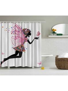 Шторы для ванной Magic Lady