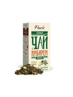 Зеленый чай Floris